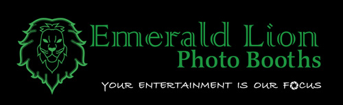 Emerald Lion Photo Booth Hire logo